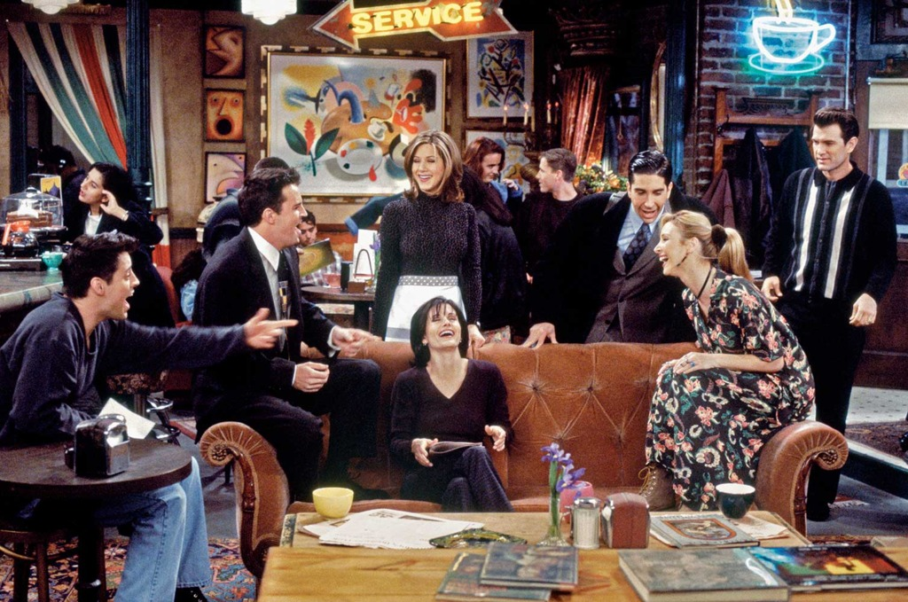 Is 'Friends' Still the Most Popular Show on TV?