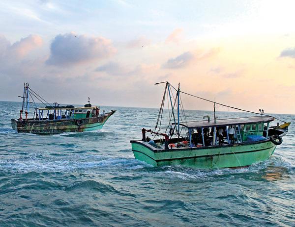 Sri Lanka Navy arrests 13 Indian fishermen for poaching in island's waters