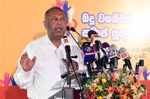 Public has lost confidence in media due to smart phone culture – Sri Lanka Media Minister