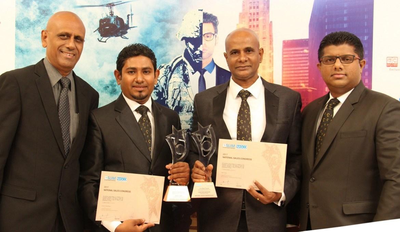 Sadaharitha Plantations wins  at NASCO Awards 2017