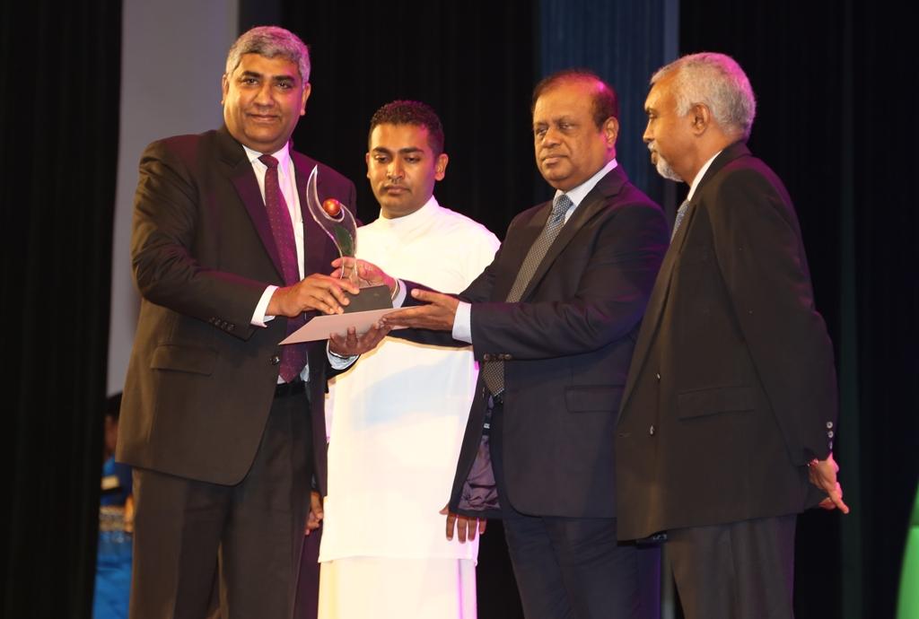 INSEE Cement Wins Dual Awards at Presidential Environmental Awards 2017
