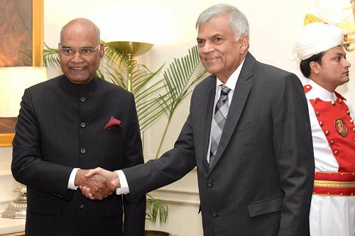 India supports Sri Lanka PM's vision to create a stable and prosperous country