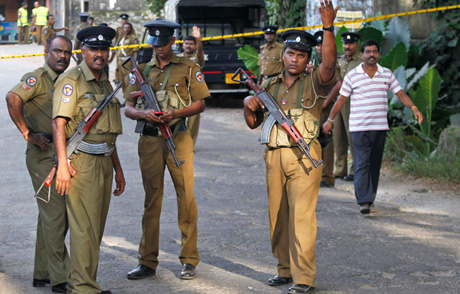 Sri Lanka police deploy over 4000 police officers to provide security during festive season