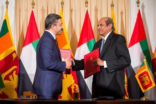 Sri Lanka, UAE advancing bilateral relations in multiple domains