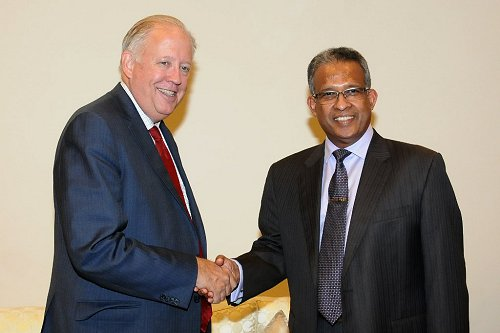 U.S. offers Sri Lanka a second Coast Guard cutter to protect island nation's sea lines of trade and communication