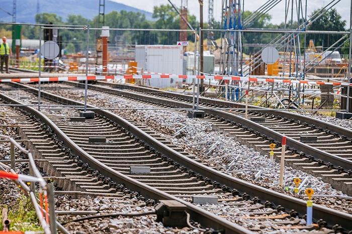 Northern railway line under repairs after derailment