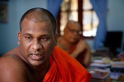 Case against Bodu Bala Sena leader Gnanasara Thera postponed to 11 December