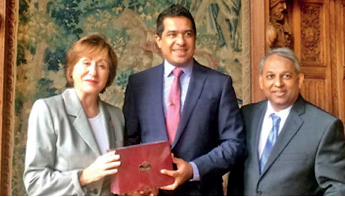 USD 5 Bn worth trade opportunities between Sri Lanka and France