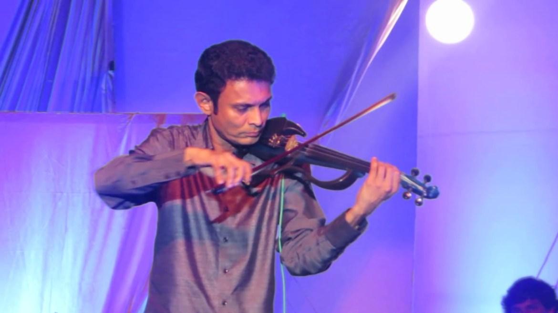 Violinist Ruwan Weerasekera passes away