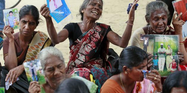 No one is held in secret custody, Sri Lanka President tells family members of missing persons