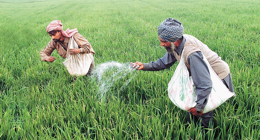 Distressed farmers urge authorities to focus on 'real issues'