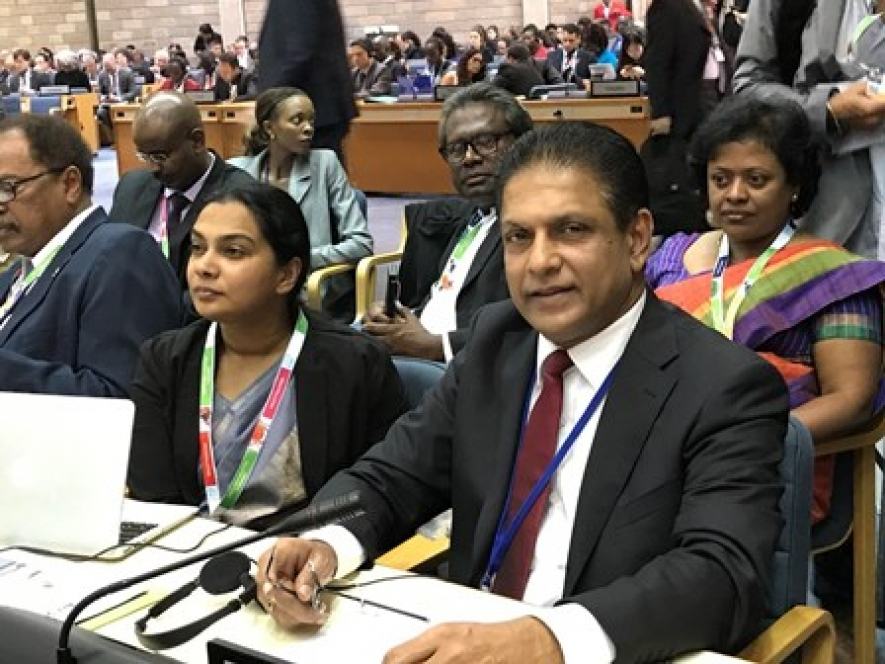 Sri Lanka requests global toxic pollution reduction at UNEA session