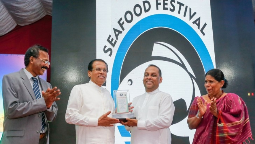 Colombo Seafood Festival inaugurated under President's patronage