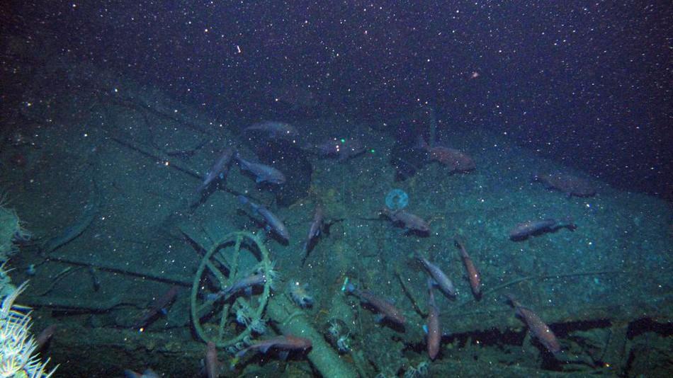 Australia's first naval submarine 'HMAS AE-1' found