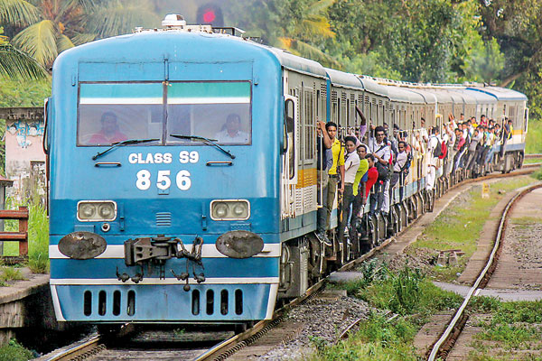 Train drivers are getting paid over Rs. 200,000 – why are they asking for more?