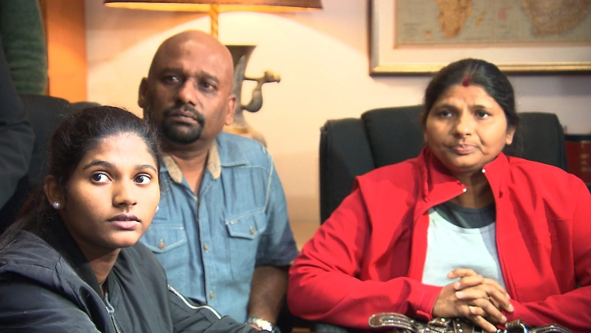 Sri Lankan family deported from Canada after appeal fails