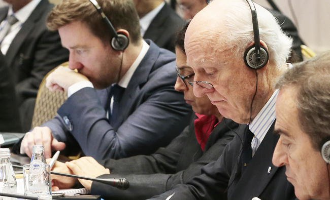 New Syria peace talks in Sochi 'a trick to deceive the world'