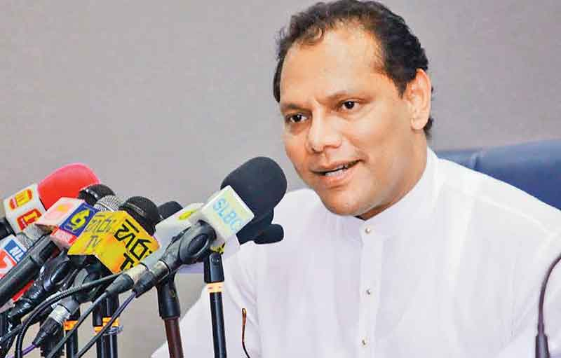 A warning to Sri Lanka Cricket officials and Clubs from the Minister of Sports