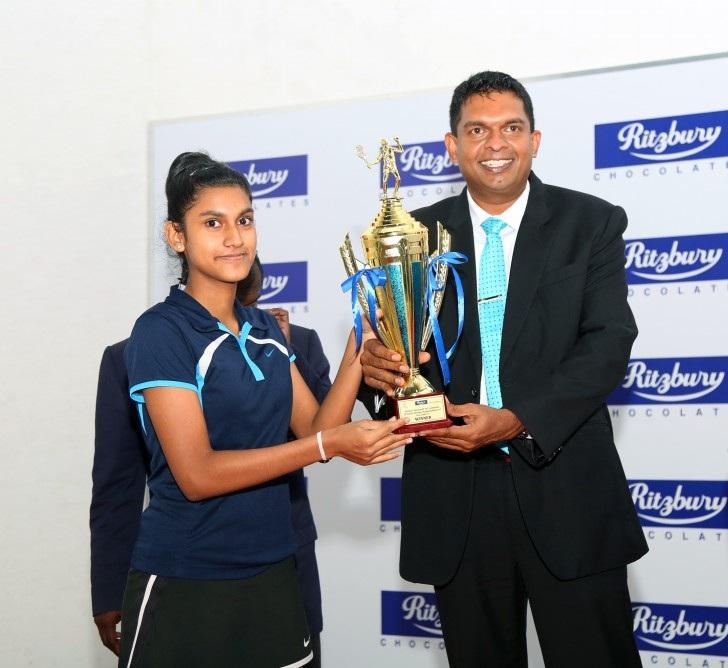 Ritzbury powers 28th Junior  National Squash Championship 2017