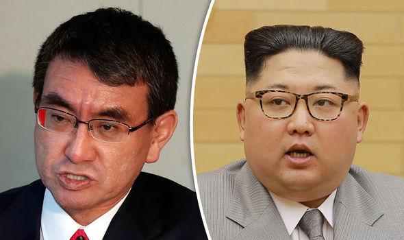 Japan warns over North Korean 'charm offensive'