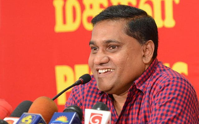 Sri Lanka Marxist party calls to debate Bond Commission report in parliament before February 7