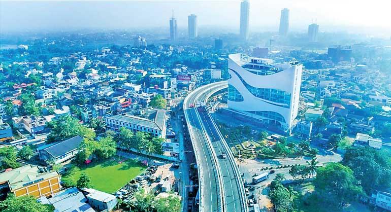 Rajagiriya Flyover has surpassed its original objectives – State Minister Harsha de Silva
