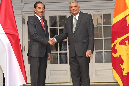 Indonesia assures to provide assistance to develop Sri Lanka's infrastructure, railways