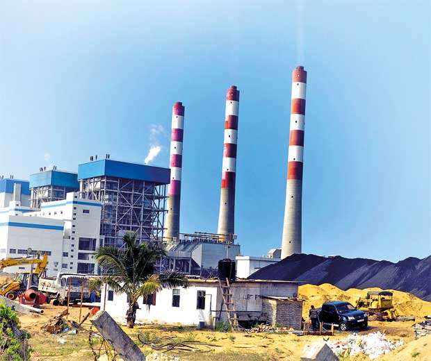 Licence of harmful ash-spewing Norochcholai Coal Plant suspended