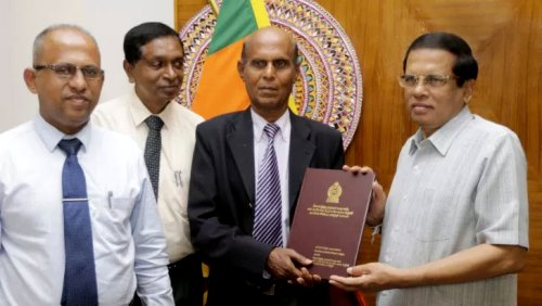 Presidential Committee recommends establishing a central institution to manage waste disposal in Western Province