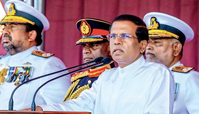 Anti-corruption is the new patriotism: Maithri