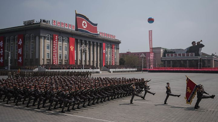 N Korea 'providing materials to Syria chemical weapons factories'