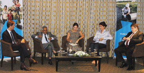 UNOPS to work with Sri Lankan Government to incorporate international best practices to improve Sri Lanka's project delivery