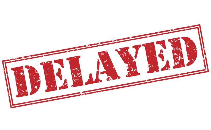 Bond debate and PC Delimitation report delayed