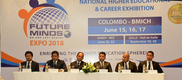 Colombo 'Future Minds' – 2018 launched