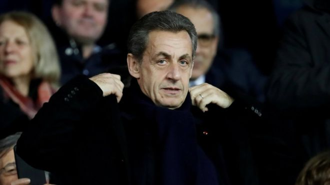 France's Sarkozy 'to face corruption trial'