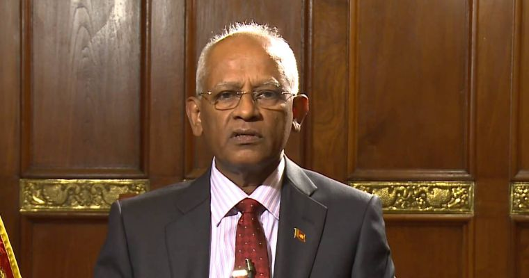 Court orders to produce Lalith Weeratunga's visa permit in court to grant approval for overseas travel