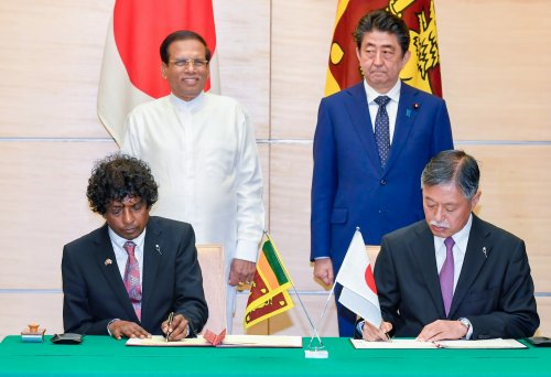 Japan grants Rs. 15 billion loan to Sri Lanka for improvement of health and medical services