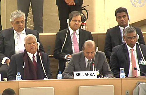 Sri Lanka assures to implement all transitional justice mechanisms in accordance with Constitution