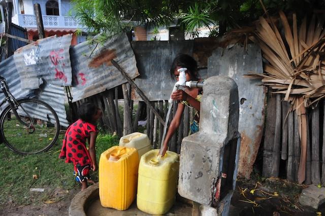 Livelihood development programmes to support Northerners