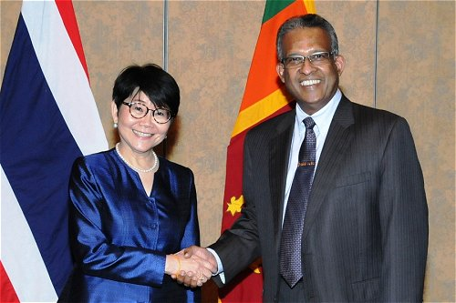 Sri Lanka – Thailand bilateral political consultations conclude reaffirming commitment to consolidate relations