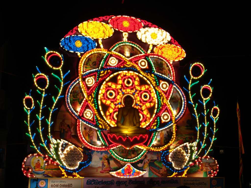 Sri Lanka Army to build first ever Vesak pandal in Malaysia