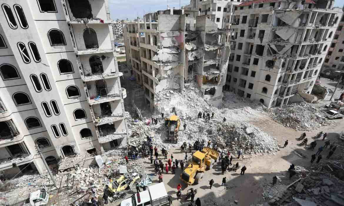UN warns Idlib could be next Syrian disaster zone in 'marathon of pain