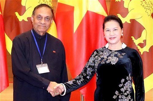 Sri Lanka, Vietnam agree to intensify parliamentary cooperation