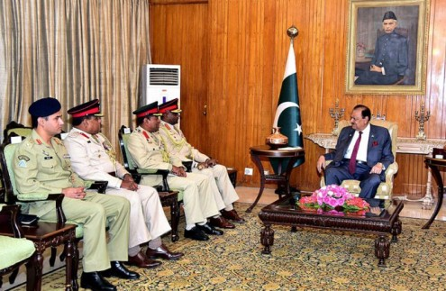 Pakistan says Sri Lanka bravely faced menace of terrorism