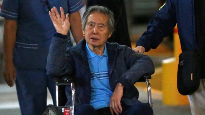 Alberto Fujimori: Peru ex-president faces forced sterilisation charges