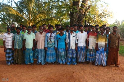 Sri Lanka Navy assists repatriation of 27 Indian fishermen released from custody