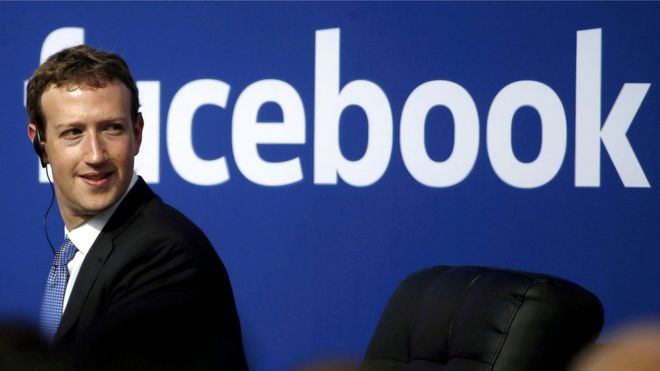 Zuckerberg: I'm still the man to run Facebook
