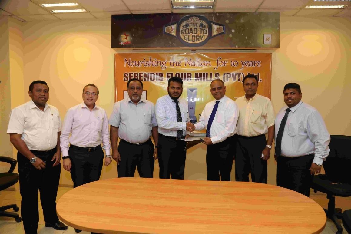 CIM Sri Lanka partners with Serendib Flour Mills (Pvt) Ltd