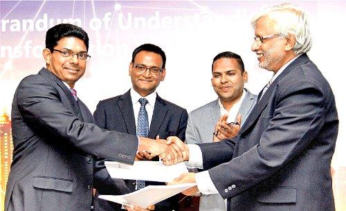 Sri Lanka Telecommunication Ministry signs MoU with Microsoft Sri Lanka to drive digital transformation