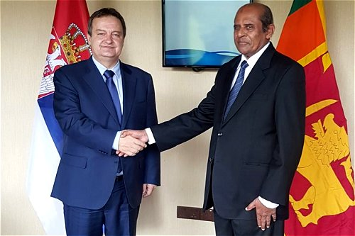 Sri Lanka, Serbia agree to explore avenues to enhance trade and business ties as well as people-to-people cooperation